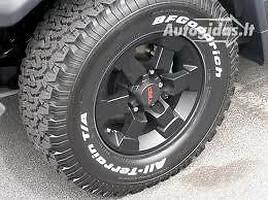 BFGoodrich R15 33/12,5 BFG A/T R15 universalios  padangos sunkvežimiams ir autobusams