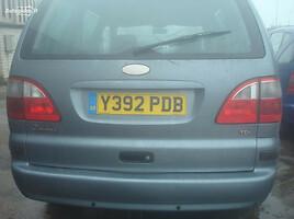 Ford Galaxy Mk2, 2001m.