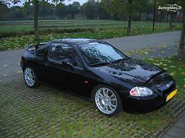 Honda Crx Sol 1994 m. dalys