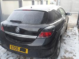 Opel Astra III Coupe 2007