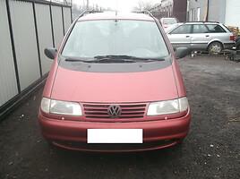 Volkswagen Sharan vr6 1998 m. dalys