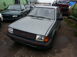 Ford Orion   Седан
