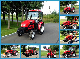 Tractor Dongfeng DF-404/DF-404G2 2017 y.