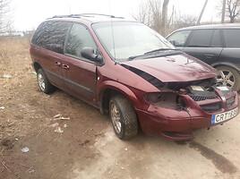 Dodge Caravan III, 2003г.