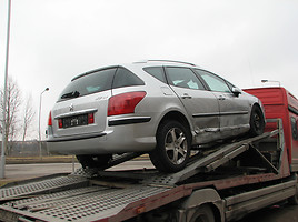 Peugeot 407 Universalas 2006