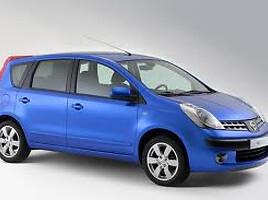Nissan Note   Hečbekas
