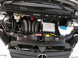Mercedes-Benz A 150 W169 2005 m. dalys