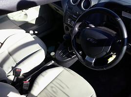 Ford Fiesta MK6 2007 m. dalys