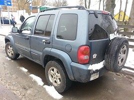 Jeep Liberty Limited, 2002г.