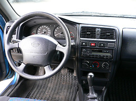 Nissan Almera N15, 1999y.