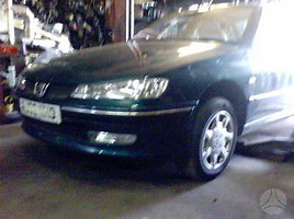 Peugeot 406 Benzinas Dyzelis, 2002y.