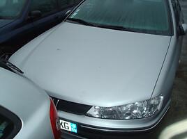 peugeot 406 Benzinas Dyzelis Sedanas 2002