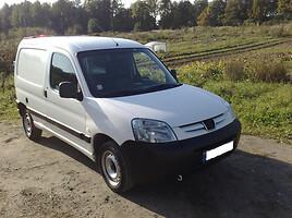 Peugeot Partner I Dyzelis Benzinas, 1997m.