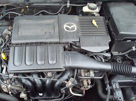 Mazda 3 I Europa, 2004m.