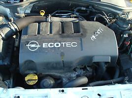 Opel Combo C europa iš vokietijos 2008 m. dalys