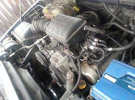 Jeep Cherokee II Limited 2002 y. parts