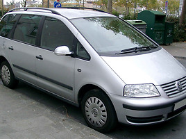 Volkswagen Sharan I 4-MOTION  Минивэн