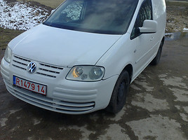 volkswagen caddy iii Keleivinis mikroautobusas 2005