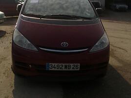 Toyota Previa, 2001m.