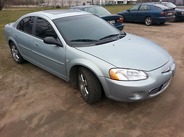 Chrysler Sebring 2001 y. parts