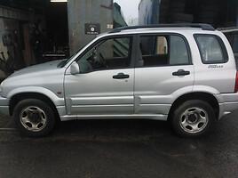 Suzuki Grand Vitara I, 2002m.