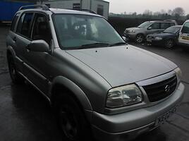 Suzuki Grand Vitara I 2002 m dalys