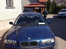 BMW 318 E46  Седан