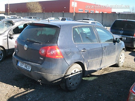 Volkswagen Golf V, 2007m.