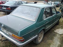 Bmw 520 E28 1986 m. dalys