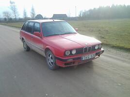 Bmw 324 E30 2.4td 1989 m. dalys