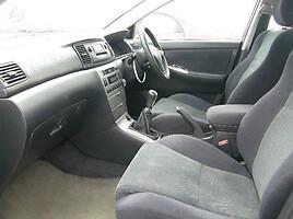Toyota Corolla 2003 m. dalys