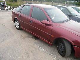 Opel Vectra 2001 m. dalys