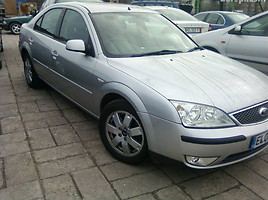 Ford Mondeo 2004 m. dalys