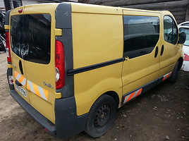 Renault Trafic, 2010г.