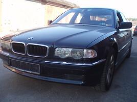 Bmw 740 E38 2000 y. parts