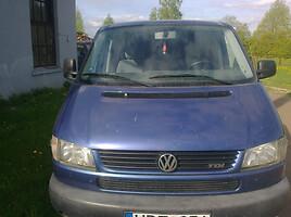 Volkswagen Transporter T4 Keleivinis mikroautobusas 1998