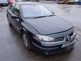 Renault Laguna II FL, 2007m.