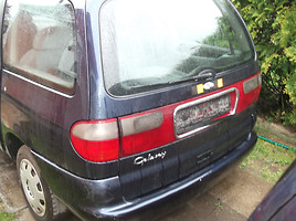 Ford Galaxy MK1 tdi 1996 y. parts
