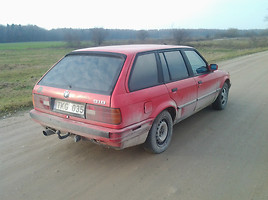 Bmw 318 E30 1991 m. dalys