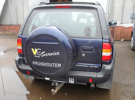 Opel Frontera B, 1999m.