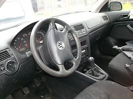 Volkswagen Bora 2000 m. dalys