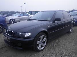 bmw 318 e46 Sedanas 2004