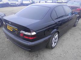 Bmw 318 E46 2004 m. dalys