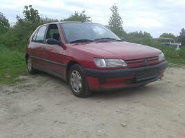 peugeot 306 Benzinas Dyzelis Hečbekas 1995