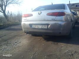 Alfa-Romeo 166  2.4 jtd 6 begiu Sedan