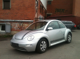 Volkswagen New Beetle   Hatchback