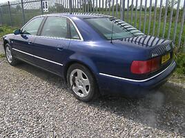 Audi A8 D2 2000 m. dalys