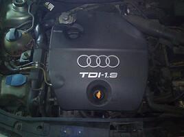 Audi A3 8L 66KW 1998 m. dalys