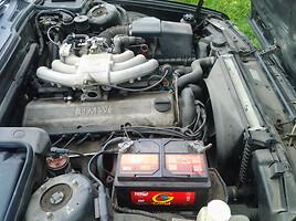 Bmw 520 E34 95kw lieti ratai 1988 m. dalys