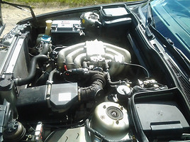 Bmw 520 E34 krabas 1988 m. dalys